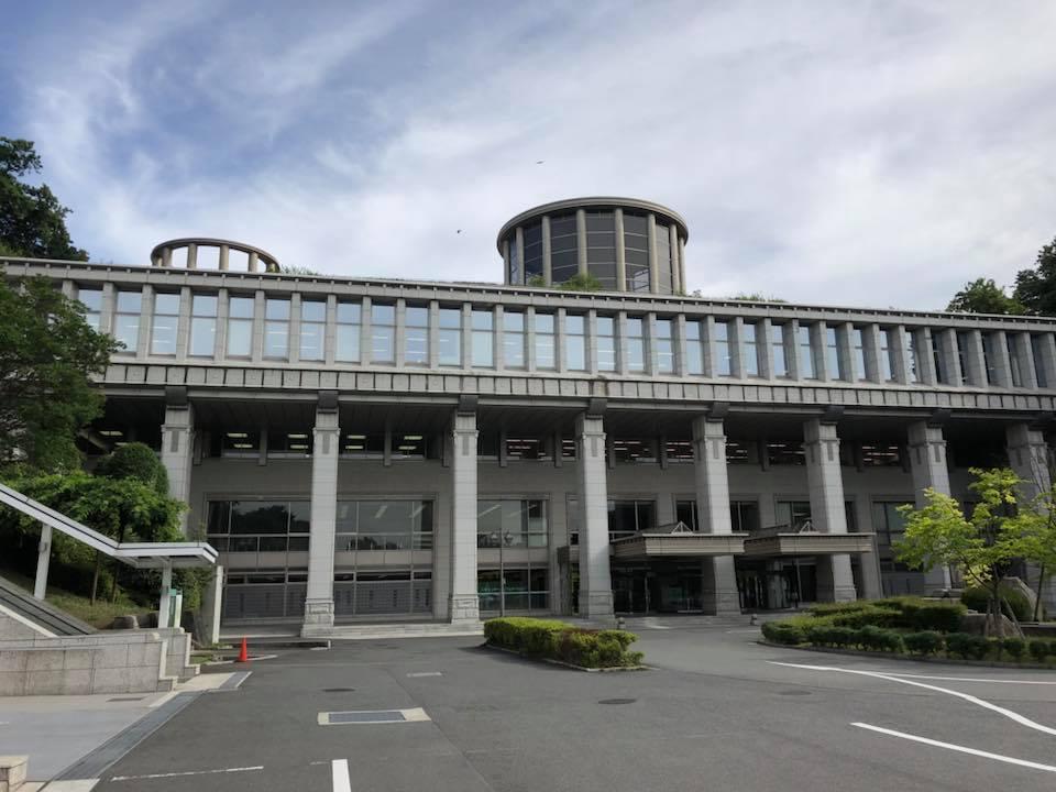 今日は専修大学生田キャンパスに初訪問してきました。