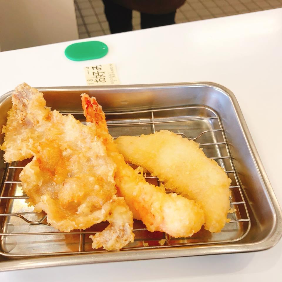 安定の天ぷらヒラオ